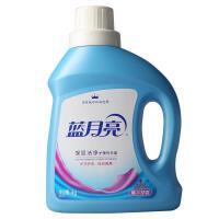 蓝月亮深层洁净护理洗衣液(薰衣草香) 1kg 三瓶装
