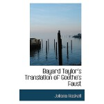 【预订】Bayard Taylor's Translation of Goethe's Faust