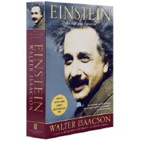 【英文原版】Einstein: His Life and Universe 爱因斯坦:生活和宇宙 英文平装