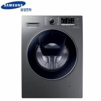三星全自动滚筒洗衣机WW80K5210VX/SC 2016新品,8公斤 超薄大容量 安心添!