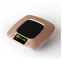 太阳能车载空气净化器除味器除甲醛烟味除异味负离子
