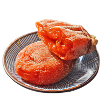 柿饼子 陕西富平农家自制柿饼子特产500g 富平柿饼 500g/袋*1袋