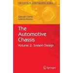 【预订】The Automotive Chassis, Volume 2: System Design
