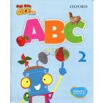 牛津TPR教学幼儿3-6岁英语教材 Get set go ABC 字母书 幼儿2级
