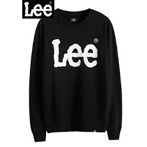 Lee商场同款2018春夏新款男士套头卫衣L300622GZK11