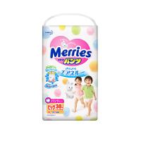 【网易考拉】Merries 花王妙而舒 XL 38片 拉拉裤/学步裤