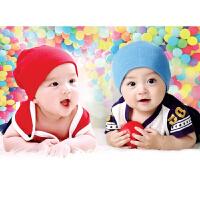 可爱漂亮男女宝宝图片婴儿墙贴画孕妇胎教海报画报照片备孕早教