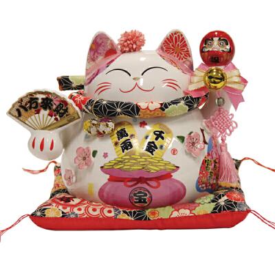 20180715070620694福缘猫开业礼品创意招财猫日式店铺收银台摆件陶瓷家居实用装饰品 发货周期:一般在付款后2-90天左右发货,具体发货时间请以与客服协商的时间为准