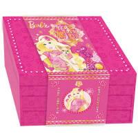 姹紫嫣红芭比新年礼盒美国美泰公司海豚传媒长江少年儿童出版社