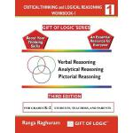 【预订】Critical Thinking and Logical Reasoning Workbook-1
