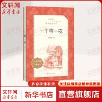 一千零一夜(经典名著口碑版本) 人民文学出版社