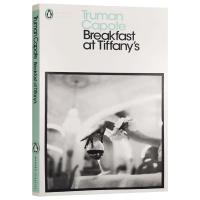 蒂凡尼的早餐 英文版小说 Breakfast at Tiffany's 英文原版 奥黛丽赫本 电影原著小说 正版进口英