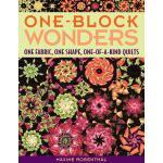 【预订】One-Block Wonders: One Fabric, One Shape, One-Of-A-Kind