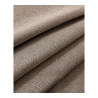 遮光窗帘布料棉麻防晒隔热北欧现代简约落地飘卧室客厅成品遮光