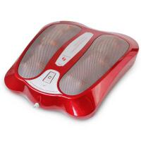远红外脚底按摩器 脚底揉捏机 家用足疗机 自动加热保温克自动保持恒温状态震动按摩舒适健康