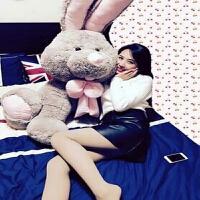 大号毛绒玩具布娃娃女生日礼物兔邦尼兔子长耳兔丑萌公仔玩偶