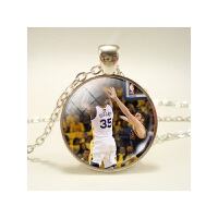 20180403072553425并力 运动篮球 球衣号码系列 欧美时光宝石Q版吊坠项链饰品