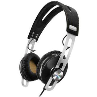 森海塞尔(Sennheiser) MOMENTUM On-Ear i /MOMENTUM On-Ear G 小馒头2代 头戴式贴耳高保真立体声耳机 苹果版/安卓版  黑色/白色/棕色