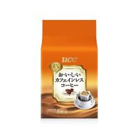 【网易考拉】UCC 悠诗诗 精选低咖啡因滴漏挂耳式咖啡 7克/包 8包/袋