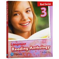 朗文阅读文选3红色系列 Longman Reading Anthology Red Series 英文原版 提高阅读理解