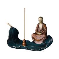 铜师傅 全铜摆件《一叶一菩提(香盘)》家居饰品 铜工艺品 预售作品 付款后60天发货