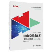 路由交换技术详解与实践 第1卷(下册)