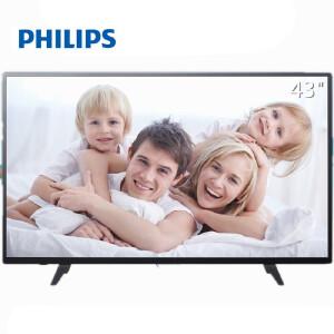 飞利浦(PHILIPS)43PFF3001/T3 43英寸LED全高清液晶电视机