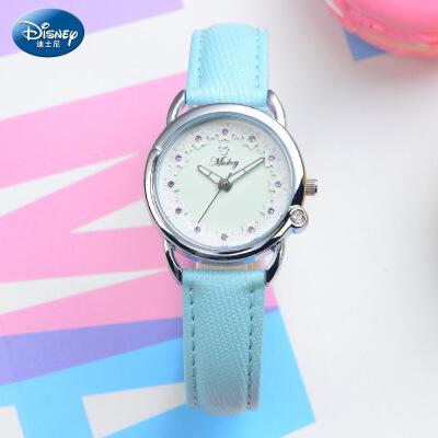 迪士尼女学生手表中学生米奇女表学生表少女儿童手表女孩女童表