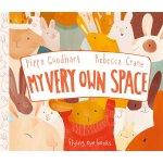 英文原版 我自己的空间 精装绘本 教会孩子私人空间的概念 My Very Own Space