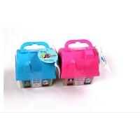 智高 3d彩泥12色屋形储蓄罐橡皮泥套装/DD-5029益智儿童玩具送彩泥书一本