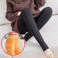 东北棉裤大码加绒超厚打底裤女士外穿加厚保暖高腰一体裤特厚冬季