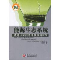 能源生态系统:西部地区能源开发战略研究