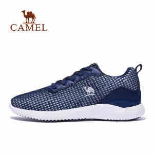 camel骆驼运动休闲跑鞋 2018男士休闲轻便跑步鞋减震轻便运动鞋