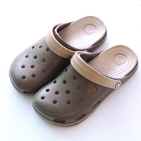 夏季洞洞鞋女拖鞋沙滩鞋男防滑厚底情侣时尚休闲凉鞋新款酷趣防滑
