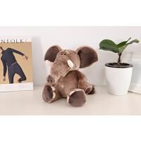 大象公仔毛绒玩具玩偶创意长鼻大象
