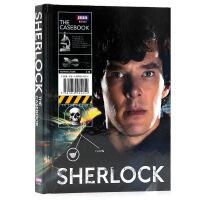 神探夏洛克 福尔摩斯 英文原版 BBC Sherlock the Casebook 周边同期电视剧 电影热销小说 悬疑
