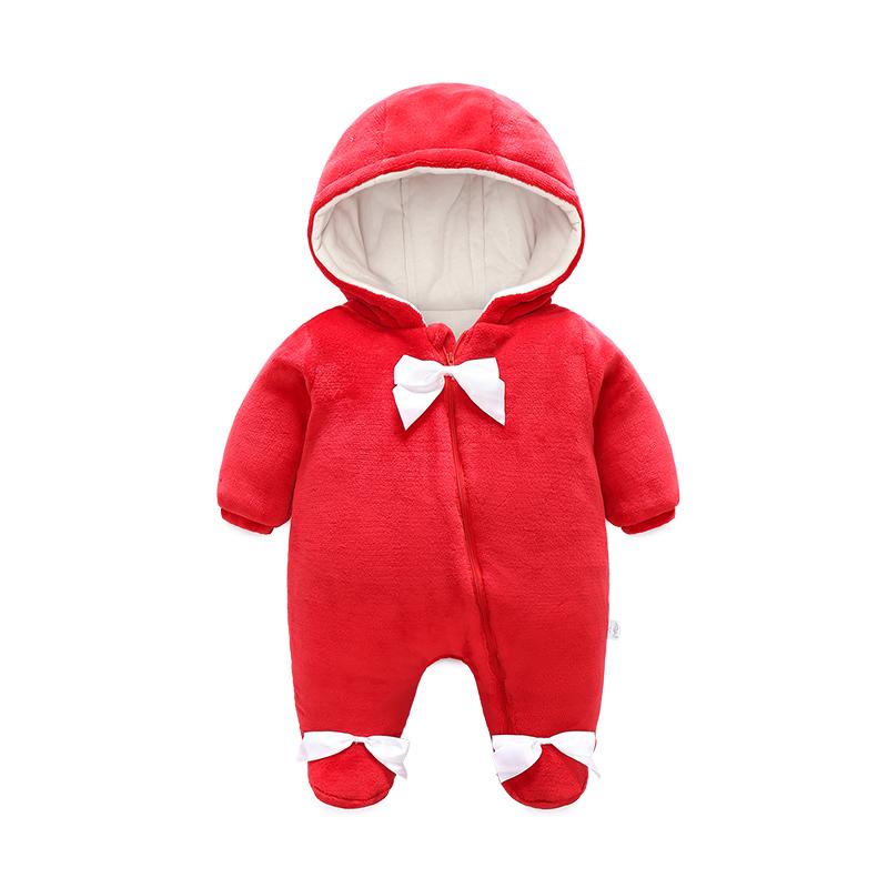 女婴儿连体衣冬季加厚宝宝抱衣服秋冬装新生儿棉衣 发货周期:一般在付款后2-90天左右发货,具体发货时间请以与客服协商的时间为准