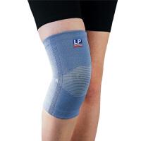 LP欧比护膝 吸湿排汗保健型膝护套961 骑车徒步羽毛球膝关节护具 单只