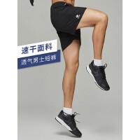 户外运动短裤男士三分裤五分裤速干休闲健身跑步吸汗宽松