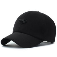 户外帽子男潮人韩版休闲百搭黑色时尚嘻哈棒球帽太阳遮阳鸭舌帽