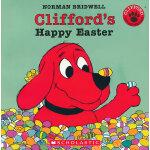 Clifford's Happy Easter (Audio)学乐有声读物:大红狗的复活节(书+CD)ISBN9780439929387