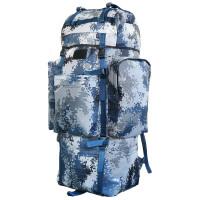 格户外背包登山双肩包男运动迷彩背包多功能旅行三级包大容量