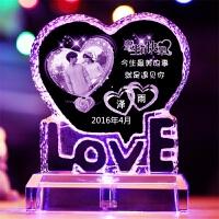 情人节礼物送女友生日女生闺蜜diy 韩国创意特别刻字定制18岁成年