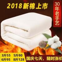 棉被棉花被子被芯冬被垫被棉胎褥子棉絮加厚保暖单双人被褥T