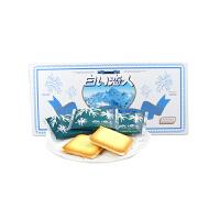 【 网易考拉】【日本随手办】ISHIYA ?白色恋人 北海道白巧克力夹心薄饼 24片/盒 礼盒装