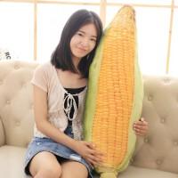 毛绒玩具生日礼物女生个性创意玉米抱枕超仿真新奇蔬菜抱枕可拆洗