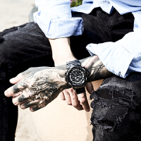 黑科技男士手表机械运动户外个性时尚款电子表男学生