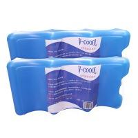 V-Coool妈咪包 已注水蓝冰双个装 无限次使用冰包专用背奶包专用蓝冰母乳储存保鲜冰包波浪冰盒