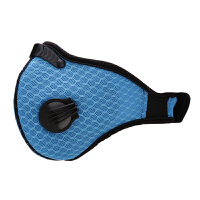 防晒口罩骑行保暖面罩防尘防霾pm2.5透气活性炭成人呼吸阀男女