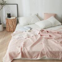 毛巾被纯棉单人双人纱布毛巾毯子全棉午睡毯空调毯空调被夏季